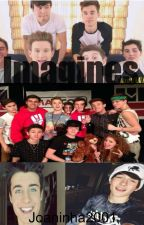 Imagines (Magcon, O2L, Crawford and Chris Collins) by Joaninha2001