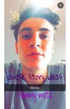 janese' story ideas by sammy-mota