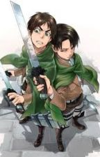 The Corporal's Daughter (Eren x reader) by ShadowWolfWitch