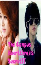 The Campus Heartthrob's Secret by D_dreamcatcher