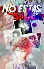 No estas sola... [Inazuma Eleven | Xavier Foster] by shiro_fubuki