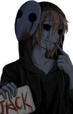 Eyeless Jack x Reader by toy-maker