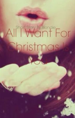 All I Want For Christmas Is You - I'd Be Shaking Hands With