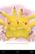 Pika and pikachu reader insert by pinkpan178