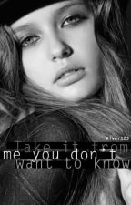 Take it from me you don't want to know by River123