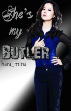 She's my Butler! by hara_mina