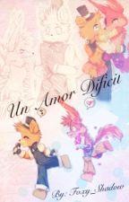 //PAUSADA// Un Amor Difícil (Frexy FNAF Yaoi Y Mucho Mas) by foxy_shadow