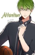 Attention (KnB x Reader) by jopotato