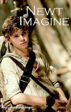 Newt imagine by _brxkenwings_