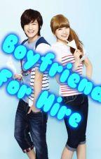 Boyfriend For Hire by CelerinaJaneTalosig