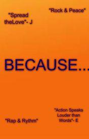 Because...(JuliElmo) by ORANGE17BLUE27