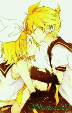 Thành phố Học viện Vocaloid. [Kagamine Rin Len] by Shana1300
