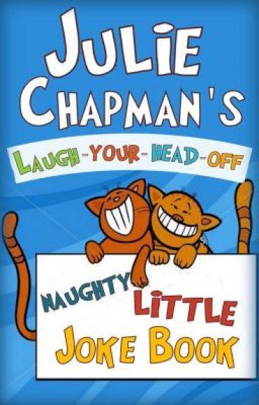 Naughty Little Joke Book