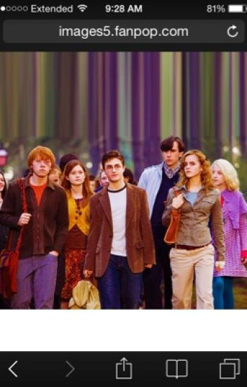 Lily Luna Potter and the Time Turner - Random Person - Wattpad