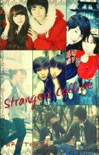 Strangers Collide by EllahLove