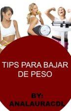 tips para bajar de peso by analauracdl