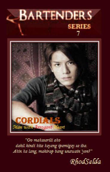 Bartenders Series 7: Cordials (Complete) Unedited