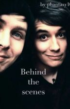 Behind the scenes (Dutch Phanfiction) by oh_its_Nienke