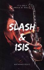Slash & Isis by aatanasijevic