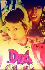 The Boy Next Door by fckzzchaezy