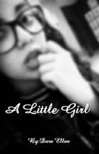 A little girl by daraellen77