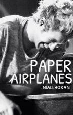 Paper Airplanes | n.h by ayeeeethere