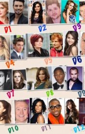 Celebrity Style Hunger Games by danny_odonoghue