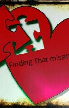 Finding That Missing Piece by Kekestaycute
