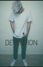 detention | skammy (au) by majesticpugs