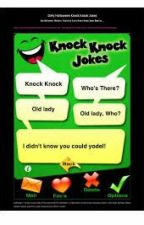 Knock Knock Jokes by JonasMariano06