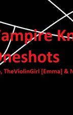 Vampire Knight Oneshots by TheViolinGirl