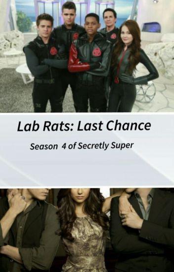 Lab Rats: Last Chance