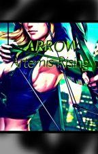 Arrow: Artemis Rising by acio-fist