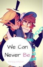 We Can Never Be (Gravity Falls/Billdip fanfiction) by DerpyLeafpool