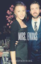 Mrs. Evans by ChrisEvansGirl