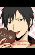 V-Day Special Izaya X Reader~ Love Potion One Shot by RikaSayaka