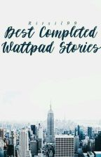 Best Completed Books on Wattpad by RMbook_lover18