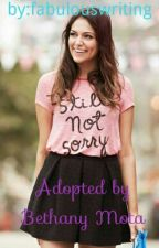 Adopted by Bethany Mota by fabulouswriting