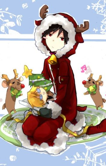 Merry Christmas~ Izaya Lemon