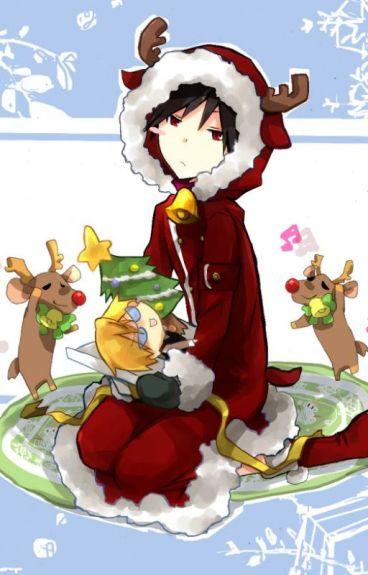 Merry Christmas~ Izaya Lemon