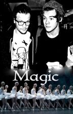 Magic (Larry Stylinson) by PierceWithKellic