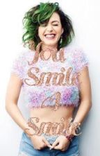 You Smile I Smile: A Katy Perry Fanfic by leggosal