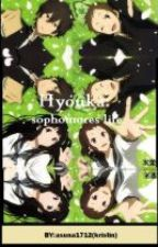 Hyouka: sophomores life*editing* by asuna1712