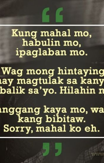 that thing called tadhana quotes