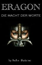 ERAGON-Die Macht der Worte by justasimplesupergirl