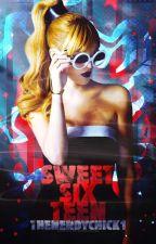 Sweet Sixteen by FWMonroe