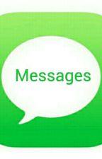 Messages. by beatsofangels