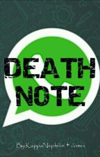 Death Note Chat by KappaNephilim