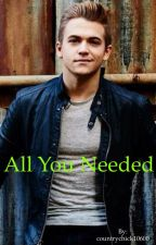 All You Needed (book 3) by countrychick10600
