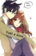 Yuki a Neko by YumiKiller